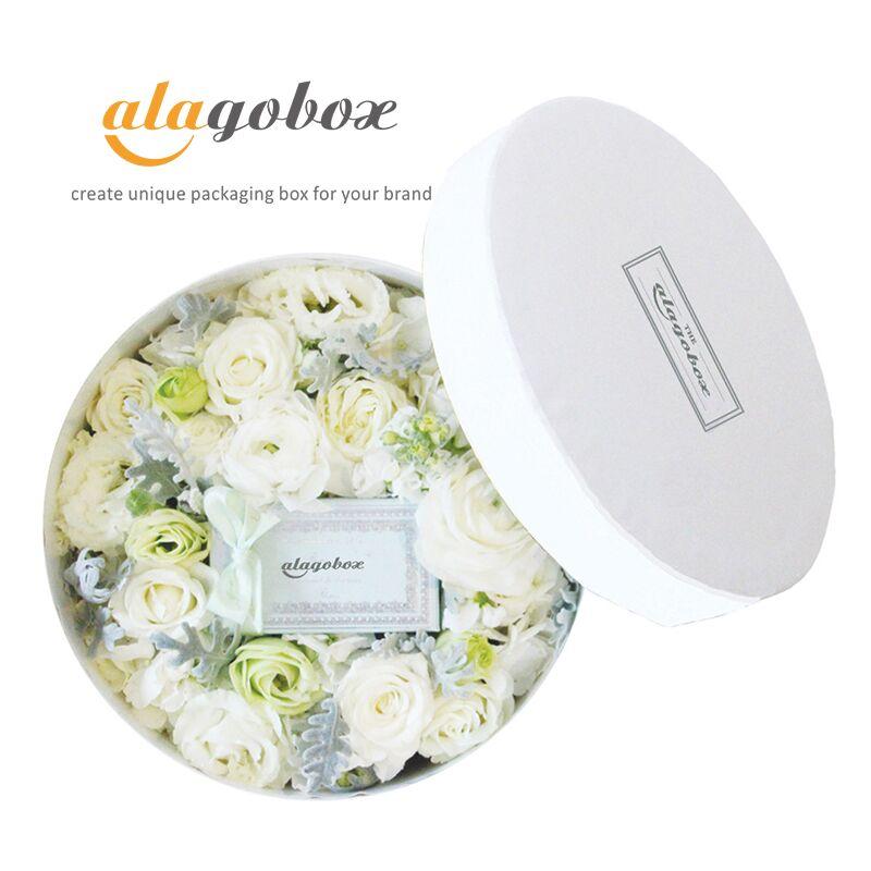 floral arrangement packaging box