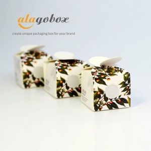 flower soap packaging