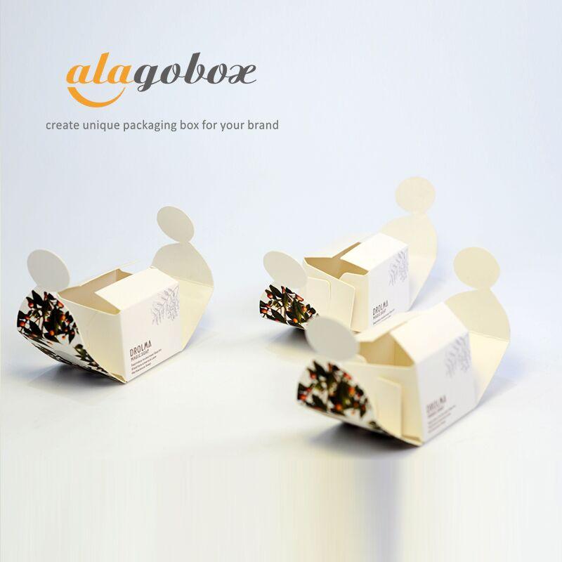foldable mini soap packaging