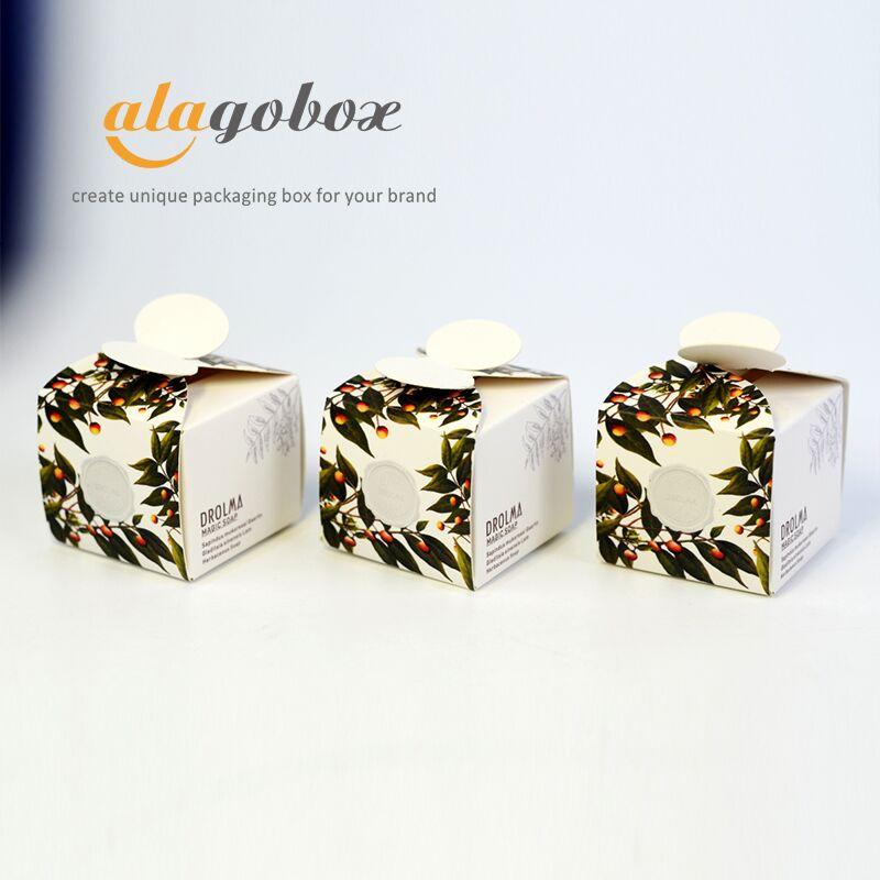 mini soap packaging