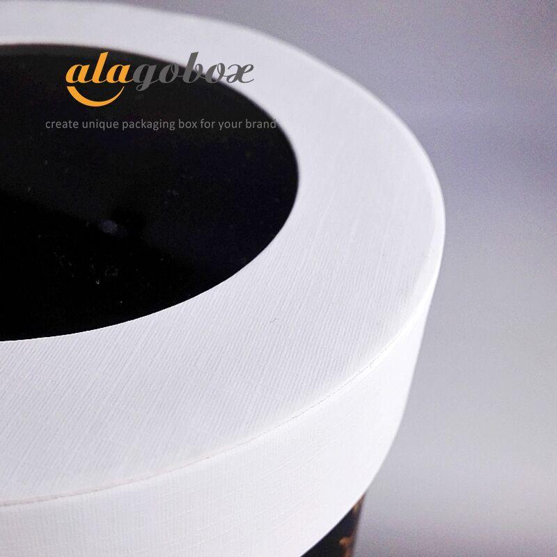 paper round box