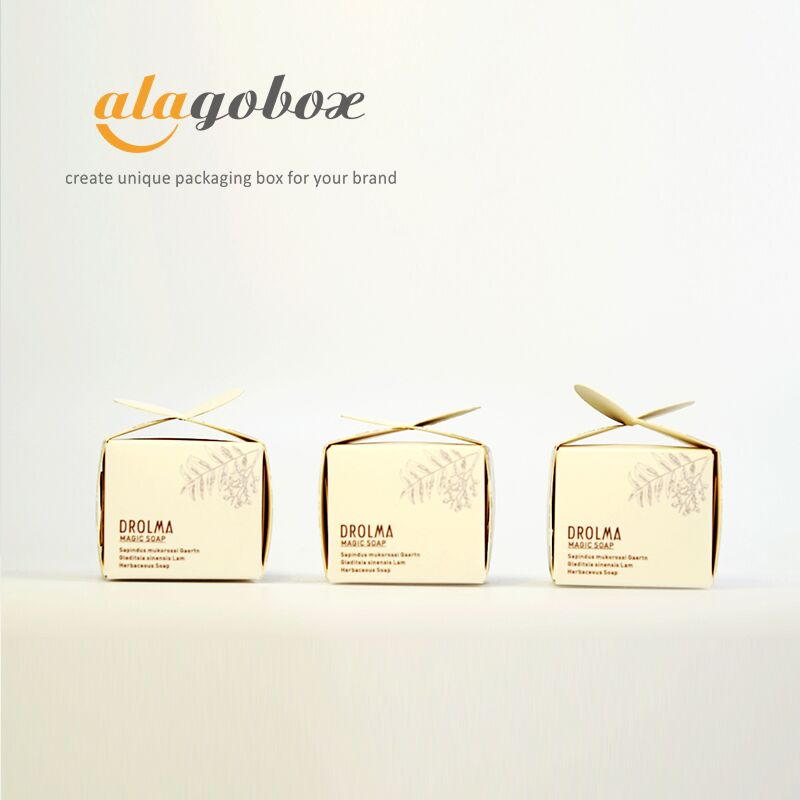 small soap packaging