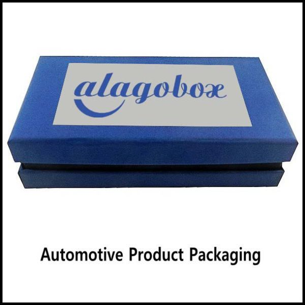 automotive packaging for keychain