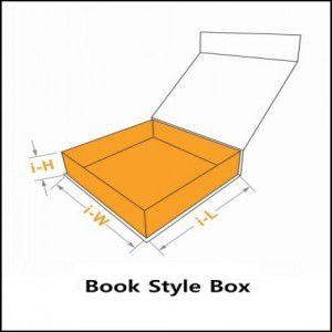 book style box